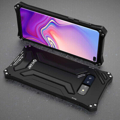Aluminum Metal Waterproof Impact Case Cover for Samsung Galaxy S8 S9+ Note 9 8