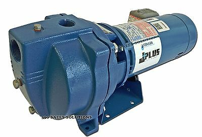 Goulds J15S Jet Pump - 1-1/2 HP - 115v/230v - ( NEW )