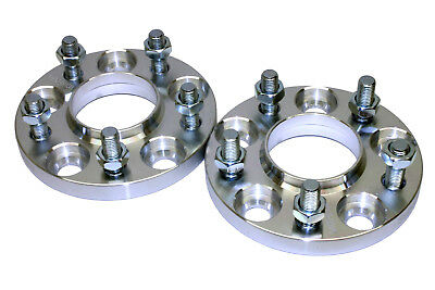 15mm 5x114.3 67.1CB - Mitsubishi Mazda Kia Hyundai Hubcentric Wheel Spacers
