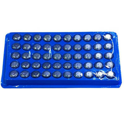 50pcs AG13 LR44 A76 Alkaline Button Coin Cell Battery For Watches Calculator Toy