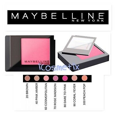 Maybelline Face Studio Blush Shade 80 Dare to Pink