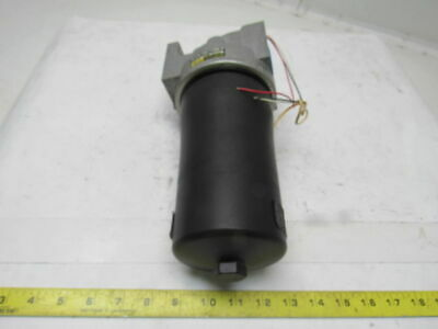 "Parker 40CN220QE50C1C1198 Hydraulic Filter Filtration 1"" NPT Port"