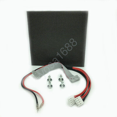 p2.5 full color led display module indoor rgb 64*64 pixels HID screen 160*160 mm