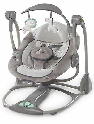Ingenuity Orson 2 in 1 Portable Swing