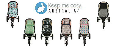 Keep Me Cosy 2 in 1 infant Footmuff + Pram Liner Set
