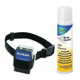 Pet Safe collier anti-aboiement à spray PBC45-14136