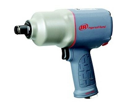 NEW Ingersoll Rand 2145QiMax 3/4 Inch Compsosite Quiet Impact Wrench Air Tool
