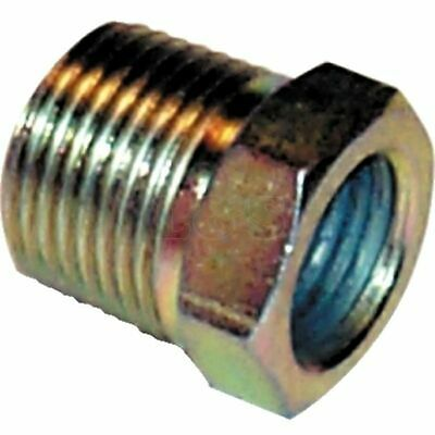 "PCL Reducing Bush Size: 3/8""M - 1/4""F"