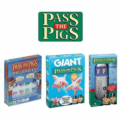 Pass The Pigs - Brand New 2017 - Giant - Pocket - Party Editions