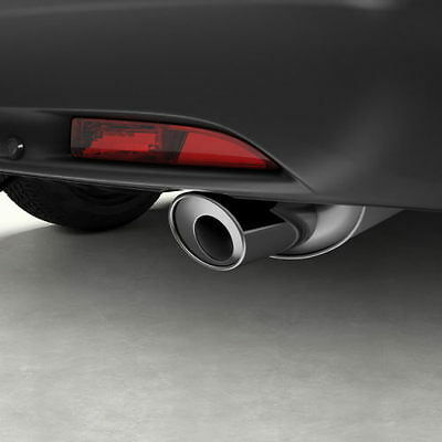 Stainless Steel Exhaust End Pipe Oval Honda CR-V re5-7 Built 2013-2016