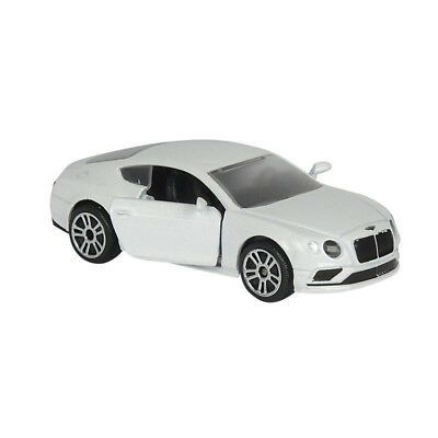 Bentley Continental GT V8 S Majorette Premium Cars 2017 252B 1:64 3-inch Toy Car