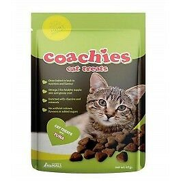 Friandises Coachies chat au thon 65 g