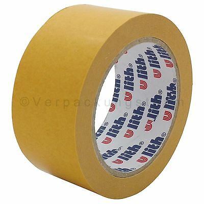( eur. 0,10 / m-eur 0,12 / M) Double-Sided Tape 80my 50 mm x 25 M folienträger