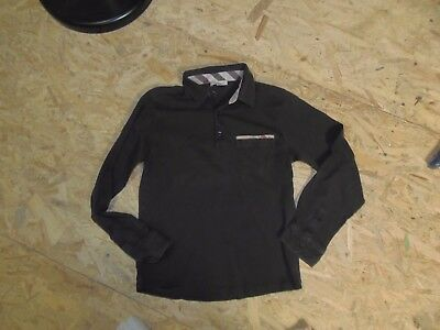 Polo Burberry Taille 12 Ans