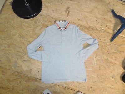 Polo Burberry Taille 14 Ans