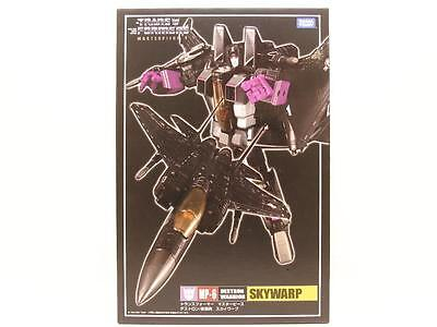 MP-06 Masterpiece Skywarp Transformers Takara Tomy Decepticon G1