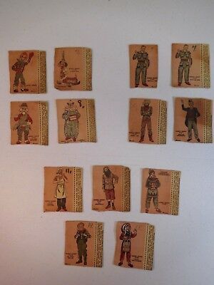 Howdy Doody Royal Pudding Cards - 1950s