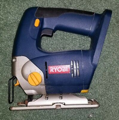 Ryobi P520 jigsaw 18 volt cordless One+ battery system. TOOL ONLY