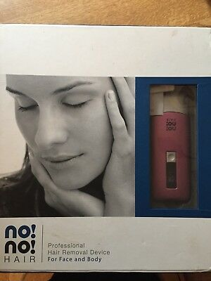 No No Hair Removal Face And Body 8800