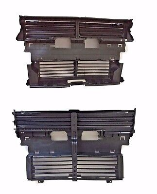 New Radiator Shutter W/o Actuator For 2013-2016 Ford Fusion Ds7Z8475A