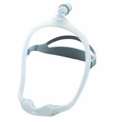 DreamWear Nasal CPAP Mask with Headgear - Fit Pack (All Cushions) Medium Frame
