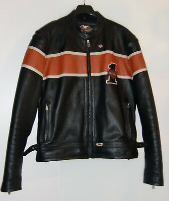 harley davidson racing motorrad jacke m eur 1 00. Black Bedroom Furniture Sets. Home Design Ideas