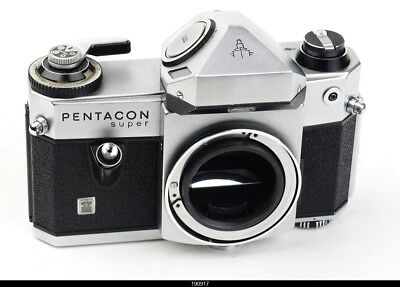 Camera Pentacon Super Body