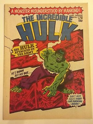 The incredible Hulk (1980) issue #59