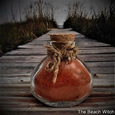 HOT FOOT Ritual Powder ~ Wicca Witchcraft Hoodoo Potions Powders 1.5 oz