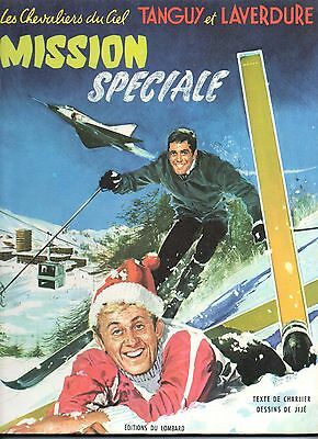 Tanguy & Laverdure - Mission Speciale - Charlier - Editions Lombard 1969