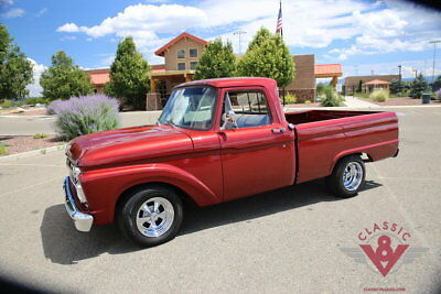 1965 Ford F-100  1965 Ford F-100 Fleet Bed SWB, COMPLETELY RESTORED, OVER $40,000 invested