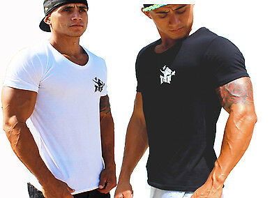 Mens Fitted Tees, scoop neck tshirts