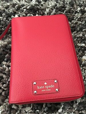 Kate Spade Planner - Red