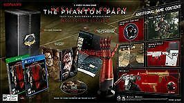 Metal Gear Solid V: The Phantom Pain Collector's Edition [w/ Steel Case]