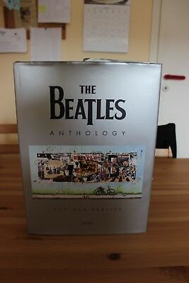 The Beatles Anthology Das Buch