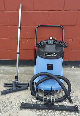Numatic Wvd900-2 (Mod Spec)  Industrial/commercial Wet & Dry Vacuum Cleaner, Gwo