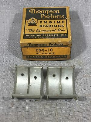 1937-1939 Ford 60 HP flathead connecting rod bearing .010/STD 52-6211-L NORS