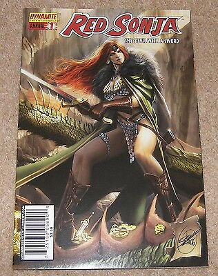 Red Sonja - Annual 1