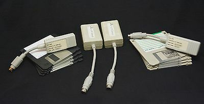 Scitex VIP Software (ver. 3.5.2) with Dongles (2 copies) plus 2 Extra Dongles