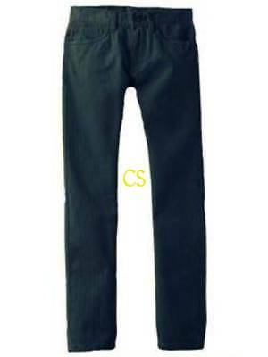 NWT $42-Boys Levis 511 Green Skinny Slim Corded Jeans Pants-size 14 & 16