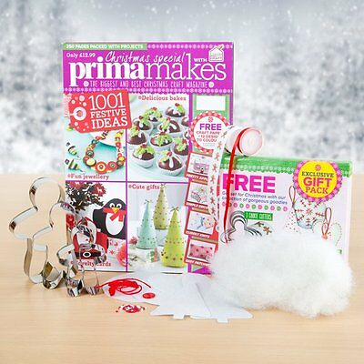 Prima Makes Christmas Special 2016 With Gifts (new)