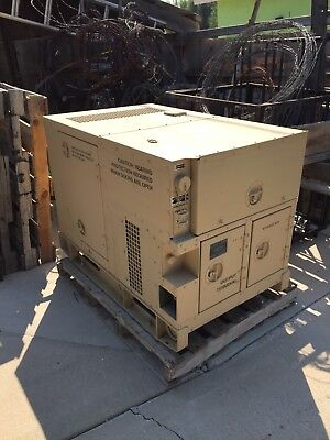 Generator Housing/box MEP-802a 5kw Parts Doors Gauges Switches Skid Hardware etc