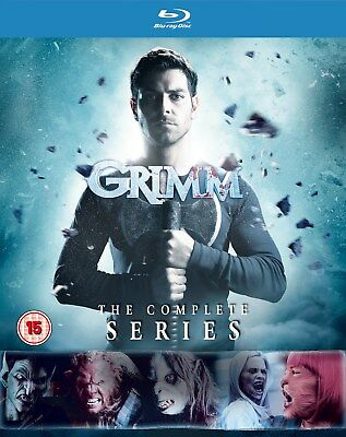 Grimm: The Complete Series (Box Set) [Blu-ray]