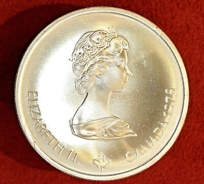 1976 Canada SILVER $10 10 Dollars Coin XXI Olympic MONTREAL! *****SEE OUR STORE!