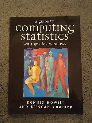 An Introduction to Statistics in Psychology: Pack with Guide to Computing with …