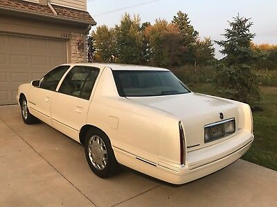 1997 Cadillac DeVille Concours 1997 Cadillac Deville Concours Rust Free