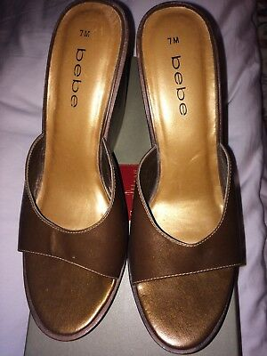 lot of 4 pairs New Shoes Size 7 all Designer fashion