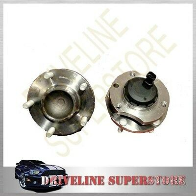 HOLDEN COMMODORE VT II VX VY VZ with ABS TWO FRONT WHEEL BEARING HUB UNITS NEW