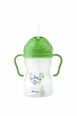 NEW b.box Essential Sippy Cup Green