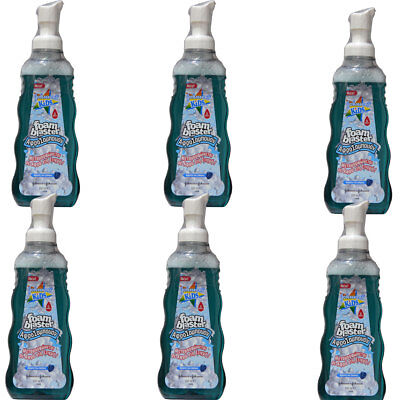 6x de JOHNSON´s Kids Espuma BLASTER, 250ml